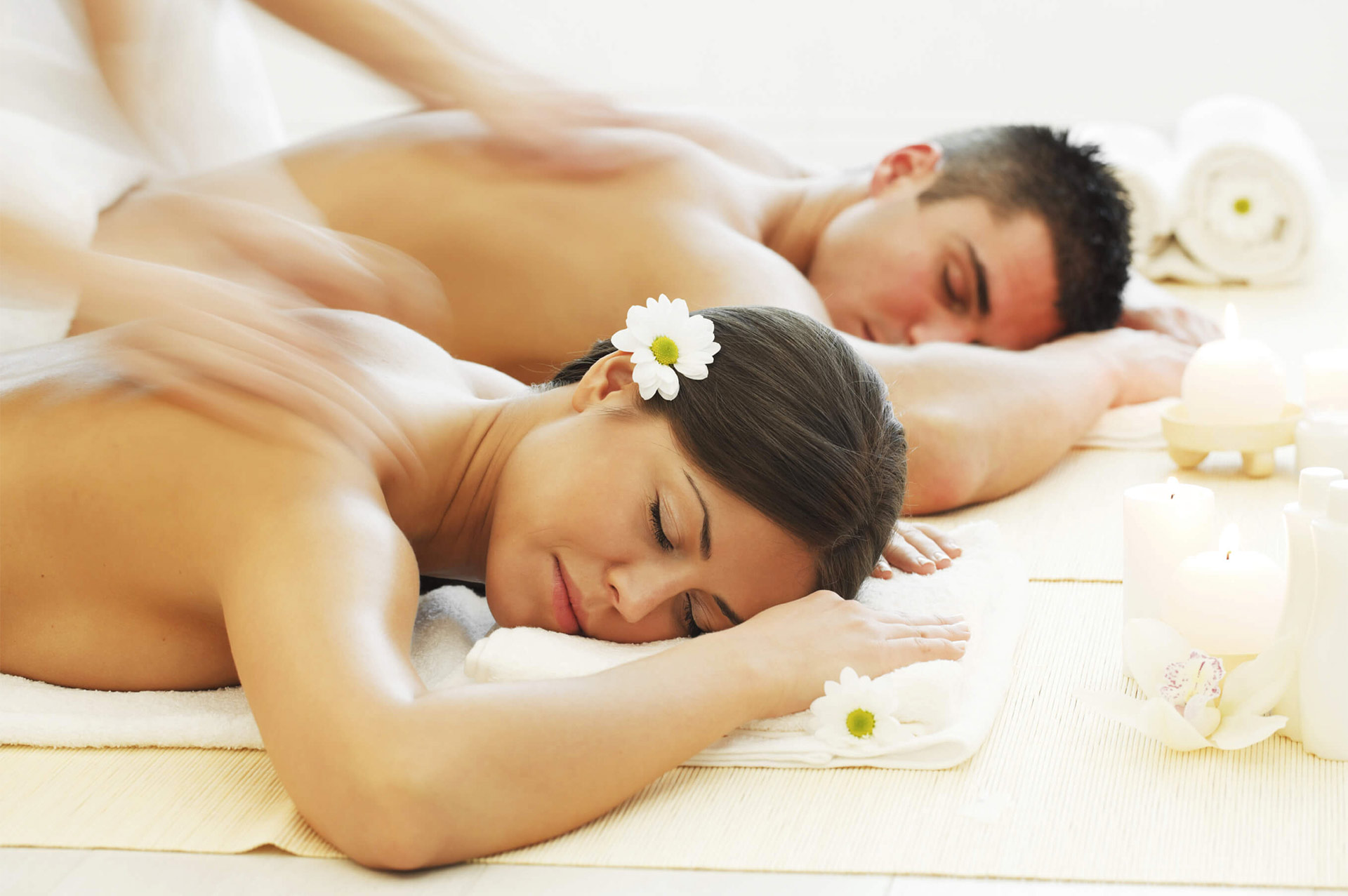 Our Services -- Deep Tissue, Swedish, Full Body and Hot Stone Massages